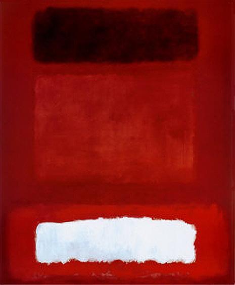 Rothko Red