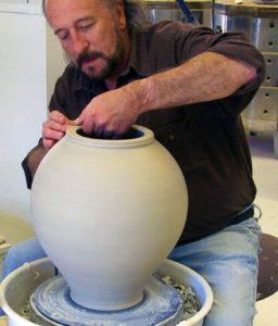 Mark making pot 2